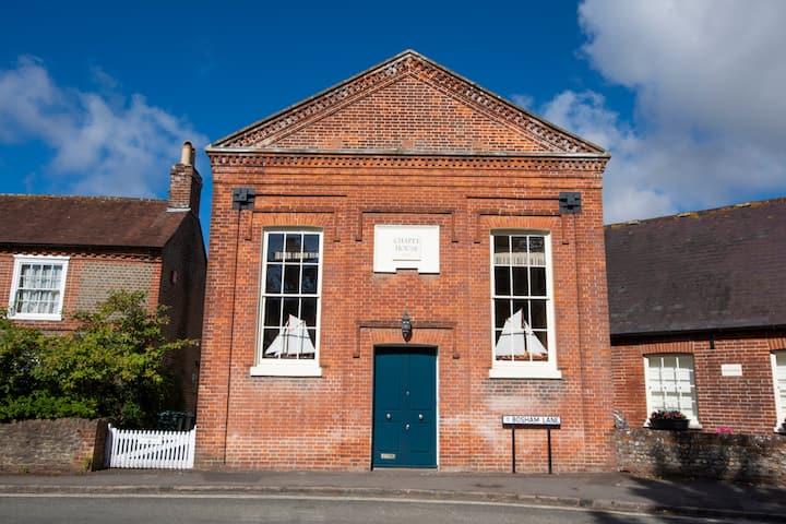 LUXURY 5* CHAPEL HOUSE, Bosham