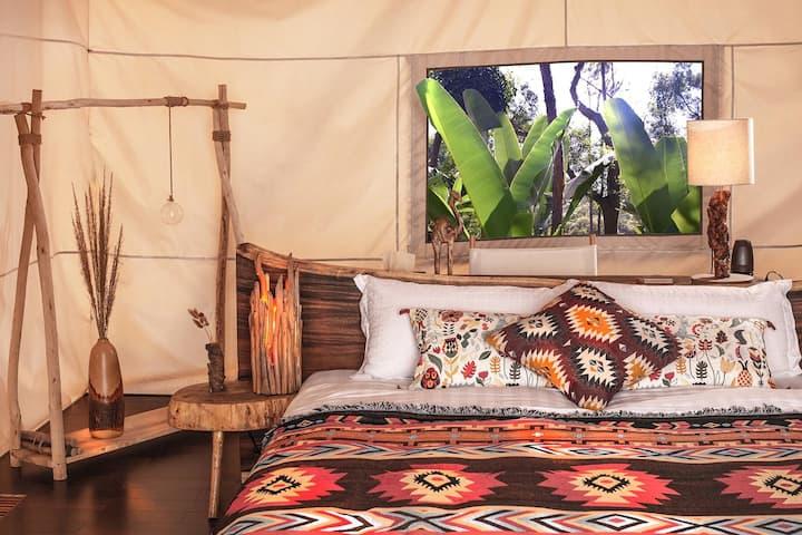 亲野Chinye • 湖景帐篷