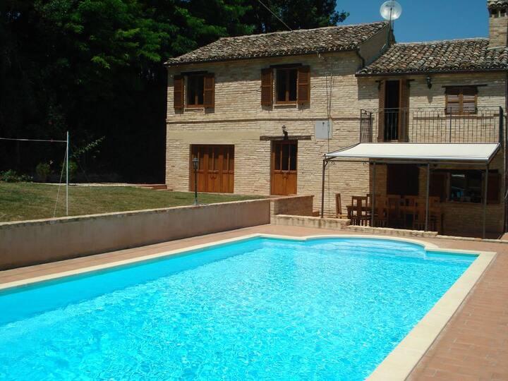 Casa Armando: Outstanding rural retreat in Italy