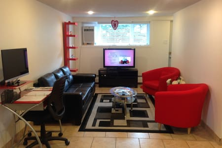 Clean apartment near the metro - 拉瓦勒(Laval) - 公寓
