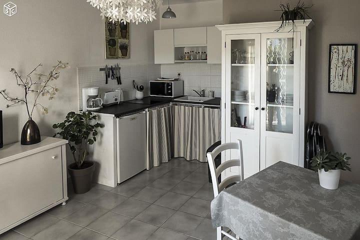 Un jardin en ville! - Montpellier - Wohnung