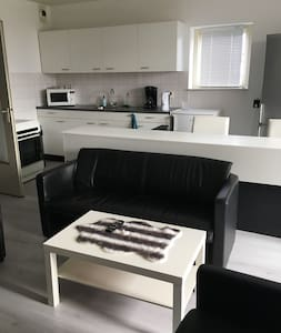 Lovely and spacious apartment near Alkmaar center