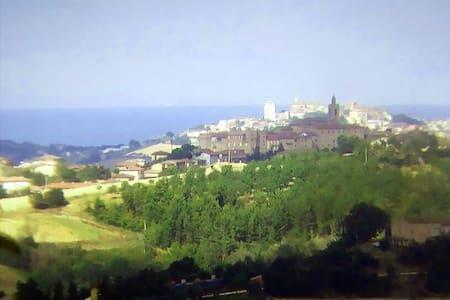 PANORAMICO  SILENZIOSO  RIPOSANTE - Montegiorgio