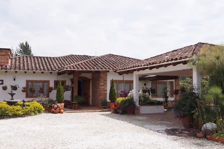 Country home in the outskirts of Medellin