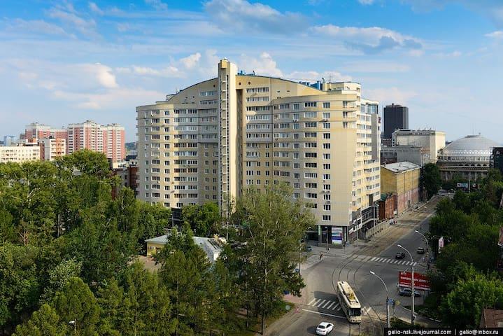 N1 по отзывам в Новосибирске. YDR - Новосибирск - Apartament