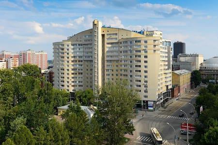 N1 по отзывам в Новосибирске. YDR - Новосибирск - Lägenhet