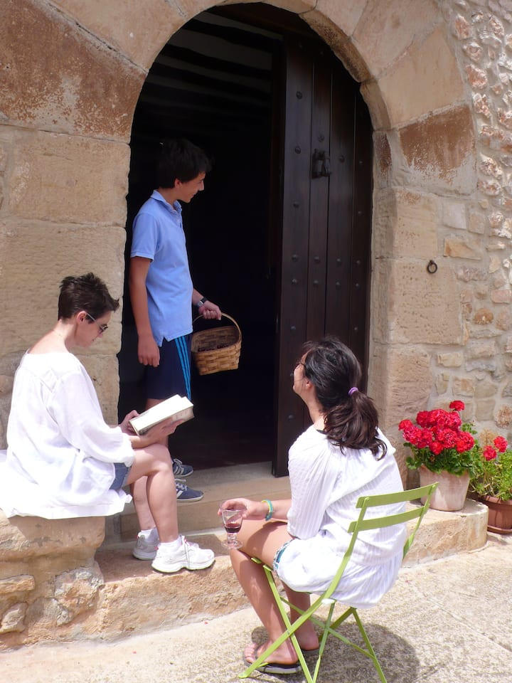 Casa rural en Navarra para disfrutar la naturaleza