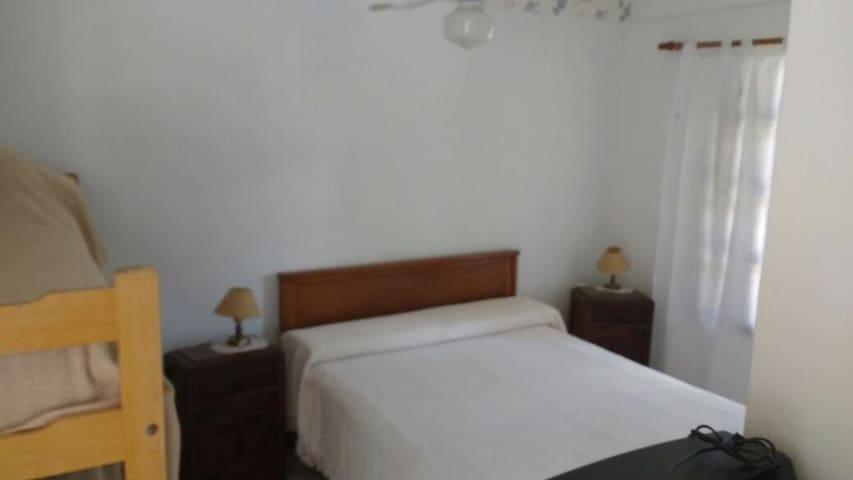 Habitaciones céntricas con baño - Mina clavero - Hus
