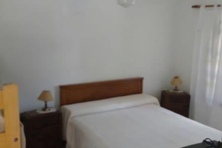 Habitaciones céntricas con baño - Mina clavero