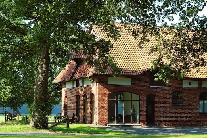 Ferienhaus auf Gut Sautmannshausen