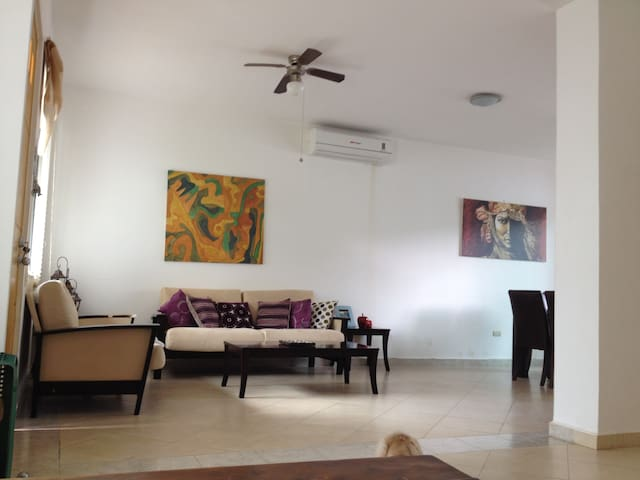 HOUSE IN A CONDO WITH POOL - Playa del Carmen - House