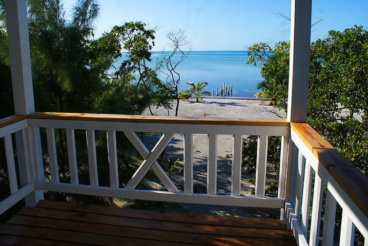 Woodpecker, private and peaceful! - Caye Caulker - Dom