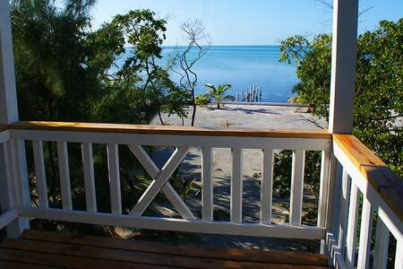 Woodpecker, private and peaceful! - Caye Caulker