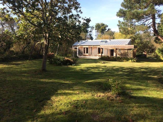 Maison Bois - Saint Hernot - Presqu'île de Crozon