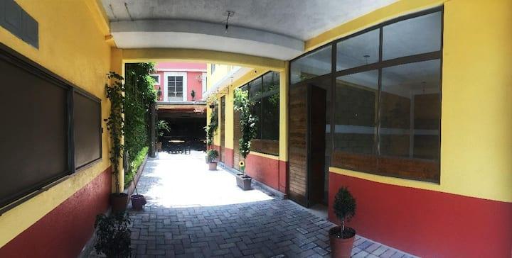 Departamento acogedor en Xochimilco
