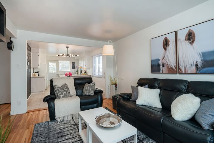Downtown Laval Apartment