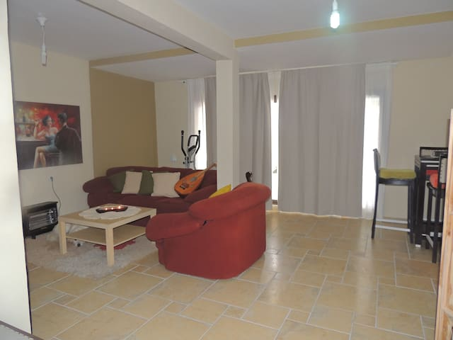 Lovely apartment with Nazarethview - Nazareth Iliit - Leilighet