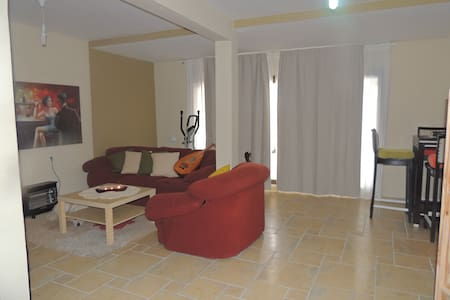 Lovely apartment with Nazarethview - Nazareth Iliit