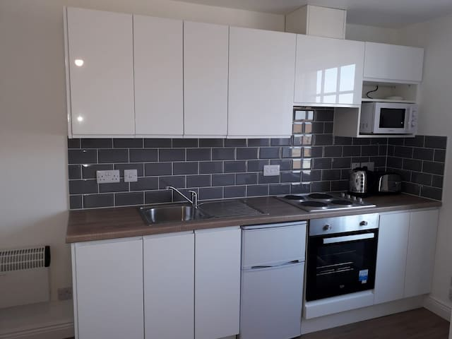 One bed apartment - Central location