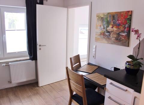 Komfortables Einzimmer-Appartement