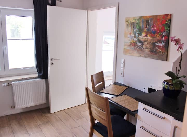 Komfortables Einzimmer-Appartement