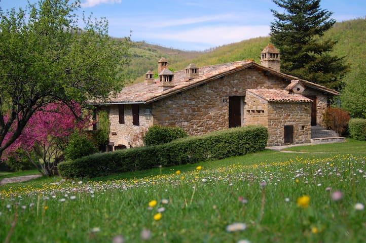 Appartamento in casale, Subasio - Assisi - Wohnung