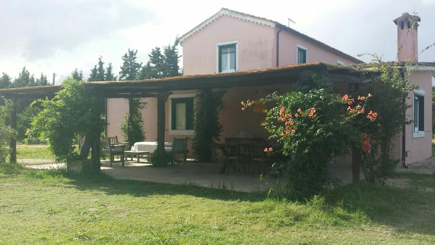 Lovely country house Sant'Andrea Jonio-Calabria - Province of Catanzaro - Villa