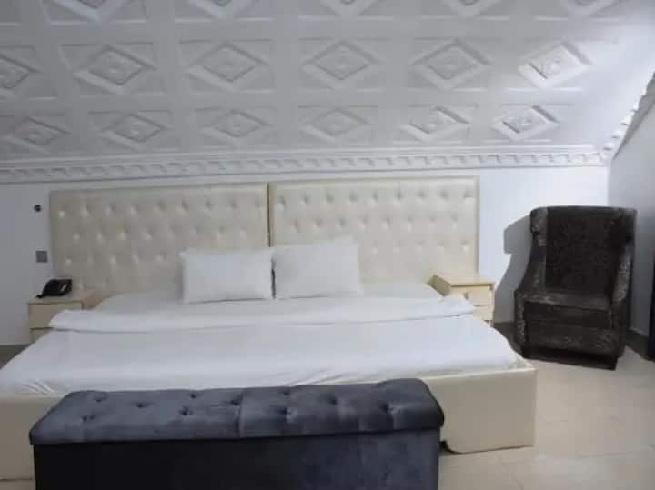 Ambience Hotels Abuja...home for leisure and business travellers.