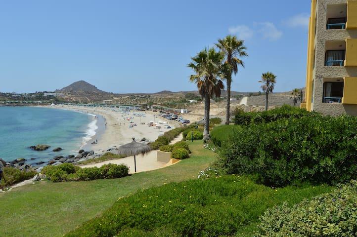 Descanso en la mejor playa de Chile