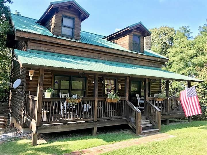 Perfect Getaway near FDR State Park!
