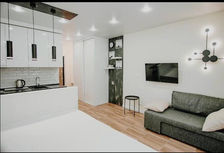 Стильные апартаменты у моря - 3