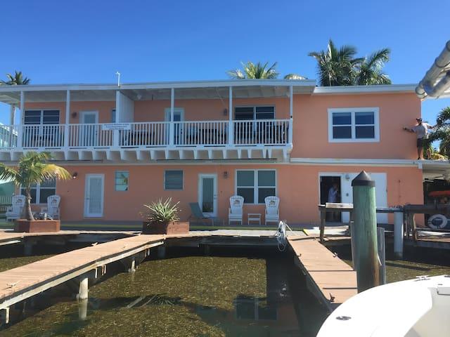 Conch Key Villas Unit 4.  A slice of Paradise!