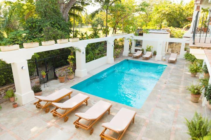 Habitación Doble Pool View | Casa Ritual