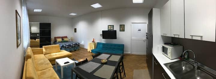 HOTELLO:  LOFT 1 - GALLARATE CENTRO
