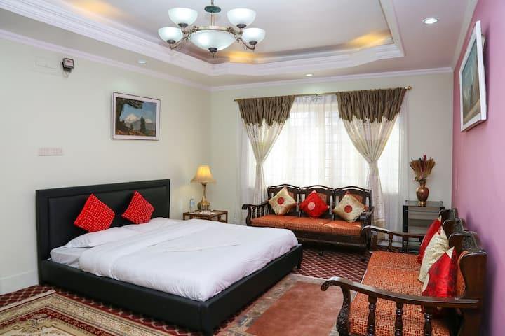 Abhanika's Apartment
