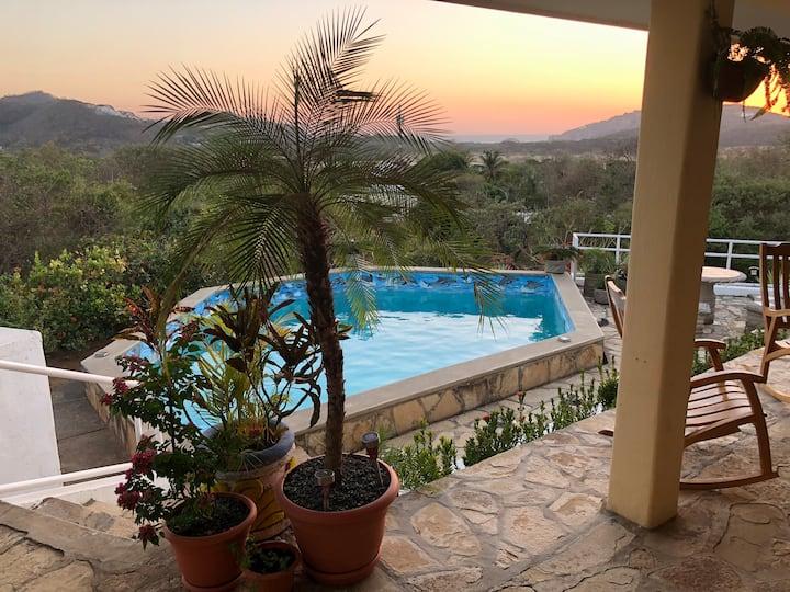 Casa Friend, Perfect Long Sunsets.