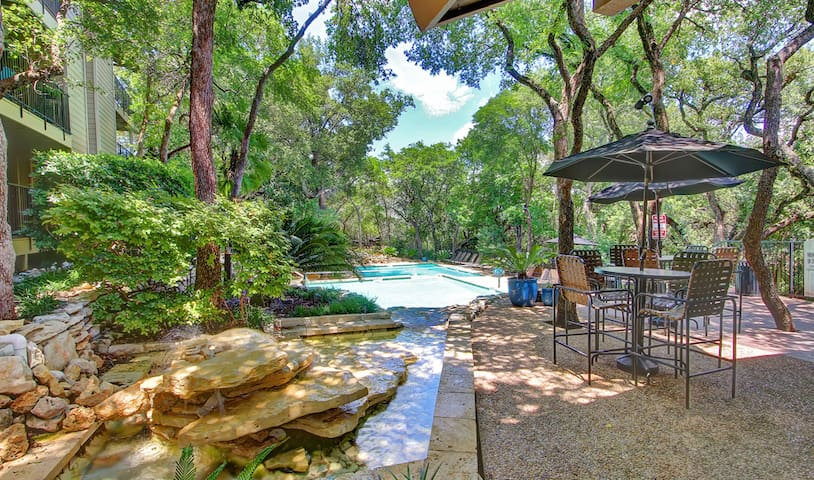 Fantastic apt next to Zilker-Walk to ACL & SXSW - Austin - Lejlighed