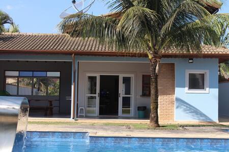 Casa Boracéia Morada da Praia Litoral Norte SP