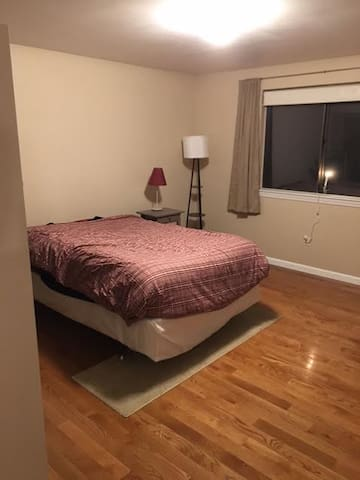 Private bedroom in condo near Marathon route - Ashland - Ortak mülk
