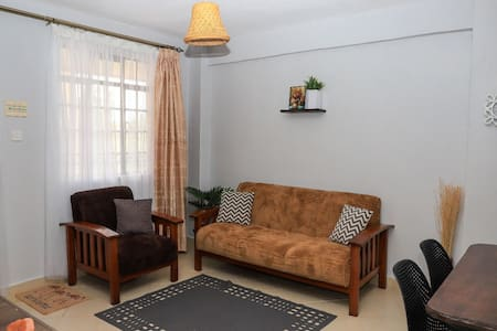 Cosy cocoon Nairobi