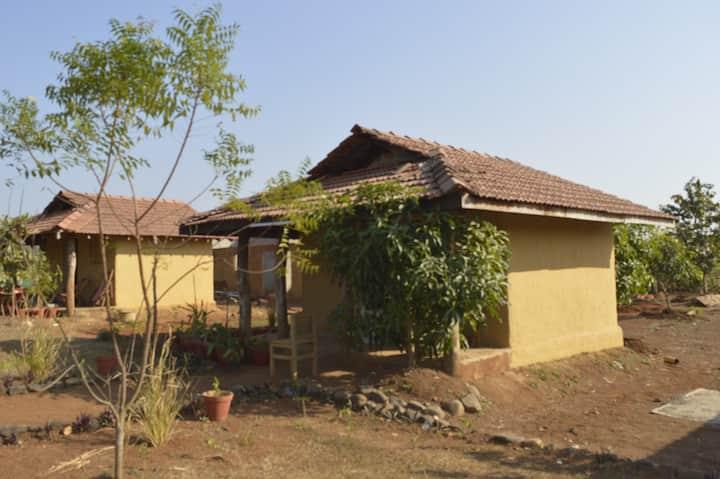 De-Stress Package in Ayurvedic Village @ Dodamarg
