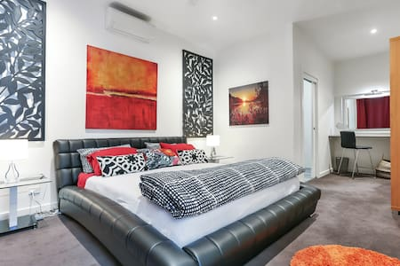 Luxury Affordable Barossa. West Wing 2 Bedrooms. - Angaston - Daire