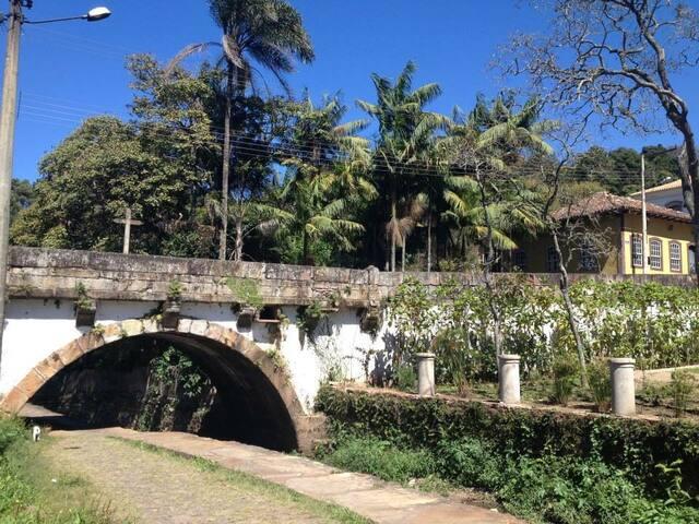 Casa charmosa no Centro Histórico de Ouro Preto