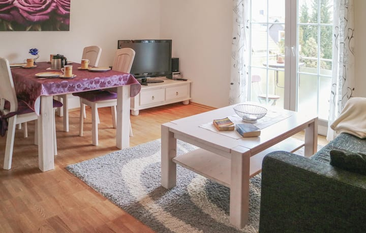 Holiday apartment with 1 bedroom on 40m² in Warnemünde
