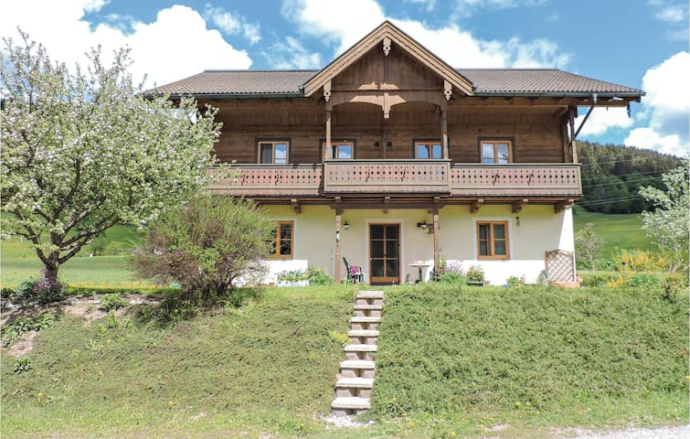 Holiday apartment with 1 bedroom on 40m² in Wagrain