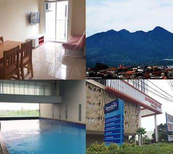 Bogor Brand New Apartment! - Bogor - Byt