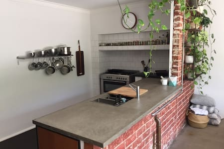 Fremantle 2 bed Cottage Walk to Beaches and Cafes - South Fremantle - Haus