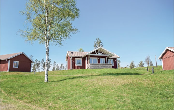 Beautiful home in Hok with Sauna, WiFi and 2 Bedrooms