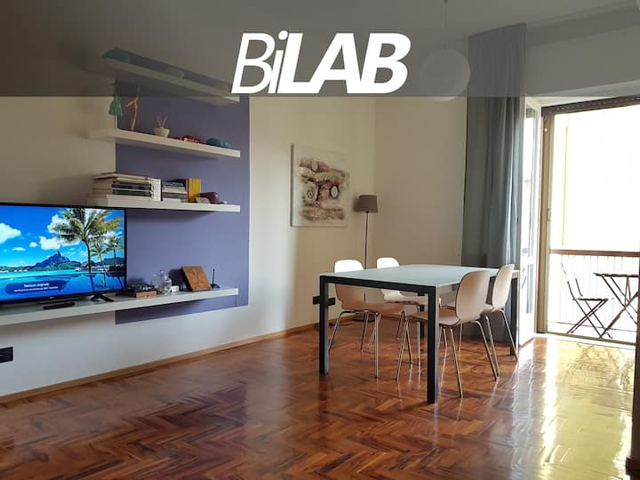BiLAB apartment