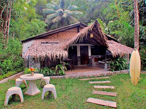 Penthouse Villa with Garden